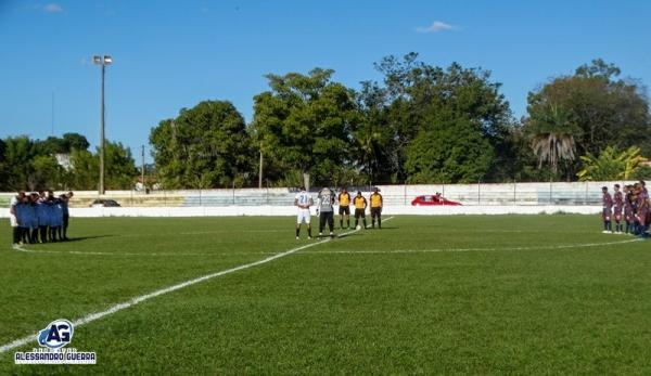 Final Beira Rio x IBC campeão do campeonato municipal da 1ª divisão