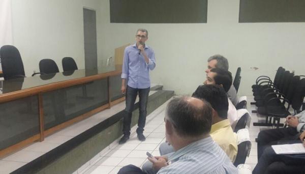 Correntino apresenta projeto que promete impulsionar agricultura no Piauí