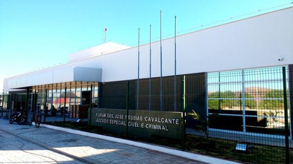 Novo Fórum da cidade de Corrente será inaugurado dia 10 de novembro
