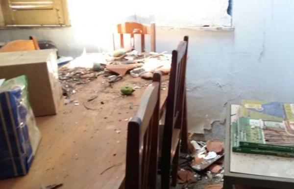 Sindicato denuncia descaso com a educação estadual em Corrente