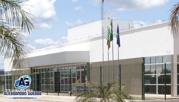 Inaugurado o novo fórum da comarca de Corrente