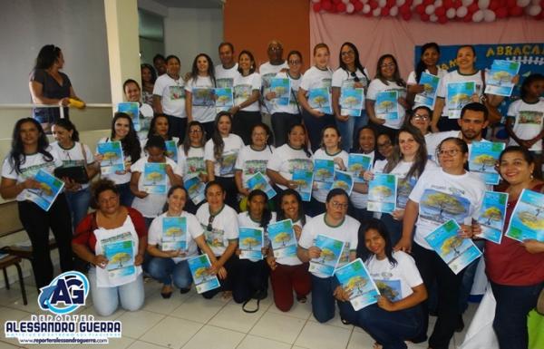 Prefeitura de Corrente e Ministério Público lançam o projeto Eco Kids
