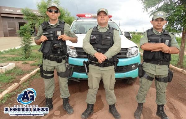 7º BPM na Operação Natal com reforço policial na região