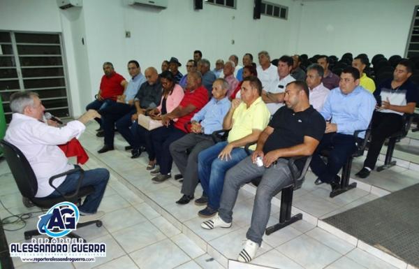 João Henrique reúne lideranças do PMDB no Extremo Sul, alfineta W.Dias e defende candidatura própria