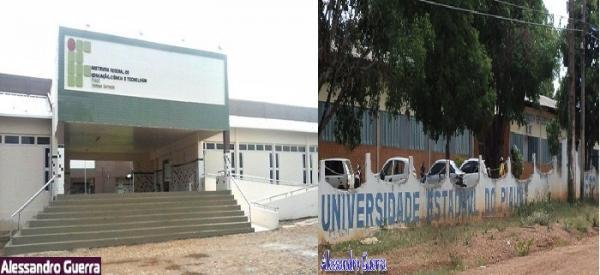 UESPI e IFPI divulgam lista de aprovados no SISU em Corrente