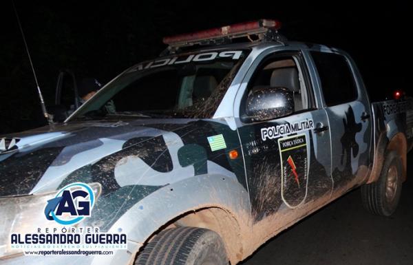 PM divulga balanço parcial da operação Carnaval em Corrente