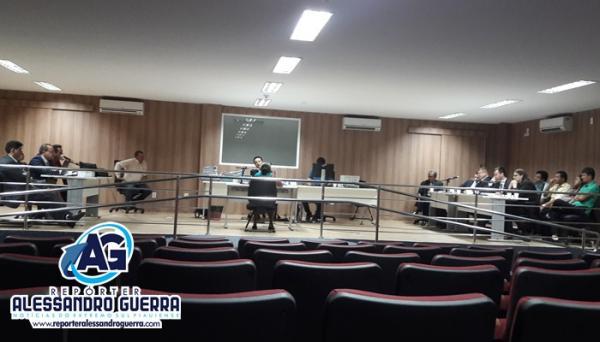 Justiça inicia audiência de instrução de advogados acusados no caso dos empréstimos