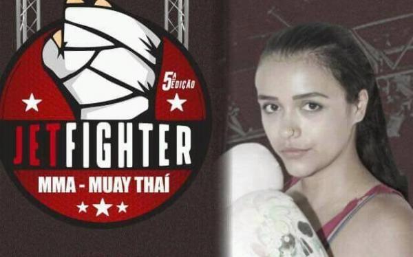 Atleta de Muay Thai representará Corrente em competição e precisa de patrocínio