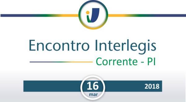 Município de Corrente sediará encontro Interlegis