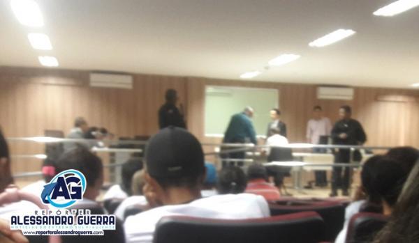 Justiça realiza audiência do caso do Cigano acusado de matar esposa em Corrente