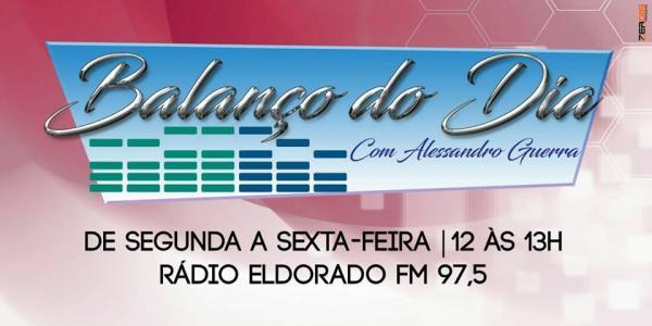 Alessandro Guerra volta ao ar na segunda-feira (09) na Rádio Eldorado FM 97.5