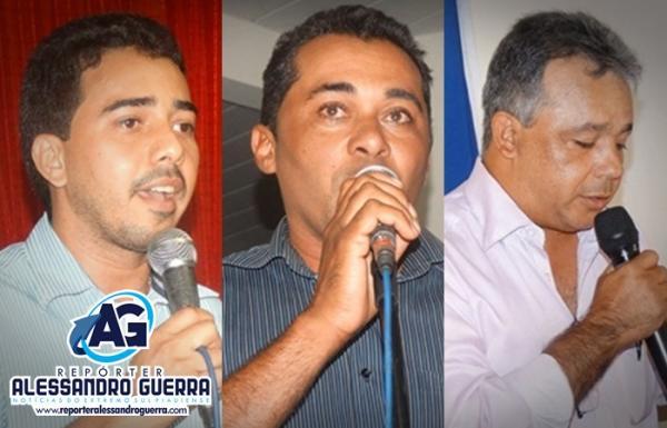 Salmeron, Gilmário e Márcio são os vereadores mais atuantes de Corrente, diz pesquisa