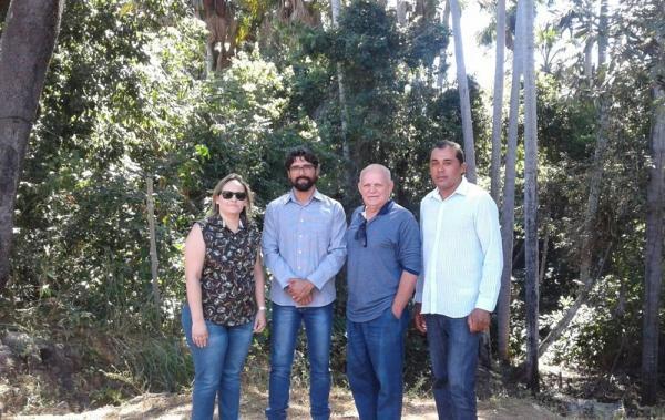 Gilmário Lustosa denúncia possível contaminação de Rios por agrotóxico em Corrente