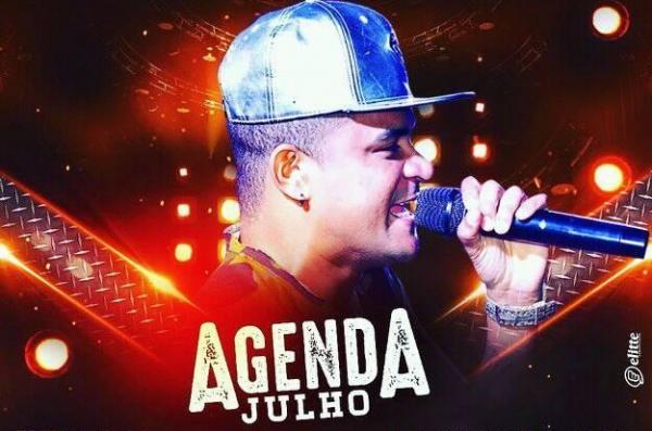 Tetézinho divulga agenda de shows para Julho 2018, confira
