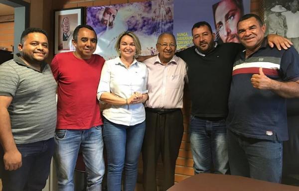 Quatro vereadores de Monte Alegre do Piauí declaram apoio à candidatura de Dr. Pessoa ao governo do estado