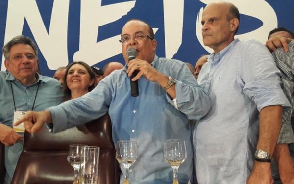 MDB confirma Ibaneis Rocha como candidato a governador do Distrito Federal