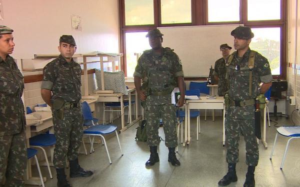 Municípios do Extremo Sul Piauiense terão reforço de tropas federais durante a eleição em outubro