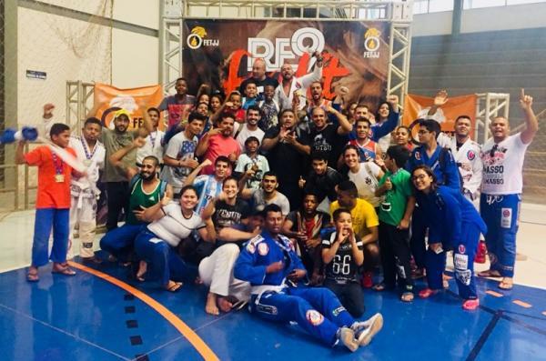 Atletas Correntinos são destaque em competição de Jiu- Jitsu em Palmas, TO