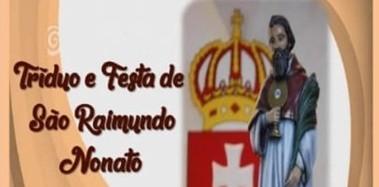 Participe do último dia dos festejos de São Raimundo Nonato nesta sexta (31) em Corrente