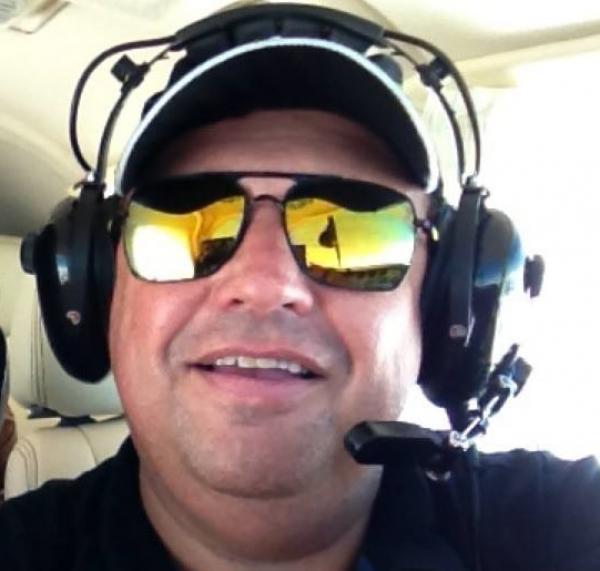 Morre o piloto de avião Mazim Albuquerque, filho do comandante Juvêncio de Albuquerque