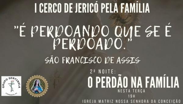 Paróquia Nossa Senhora da Conceição promove o 1º Cerco de Jericó