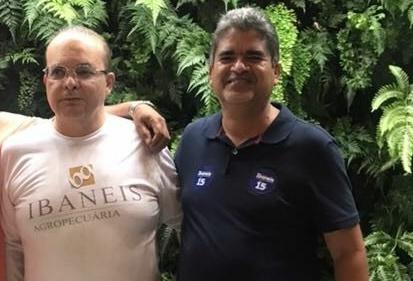 Governador eleito do DF, Ibaneis Rocha visita Corrente nesta quinta- feira, 8