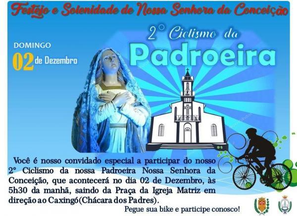 Ciclismo nos festejos de Nossa Senhora da Conceição