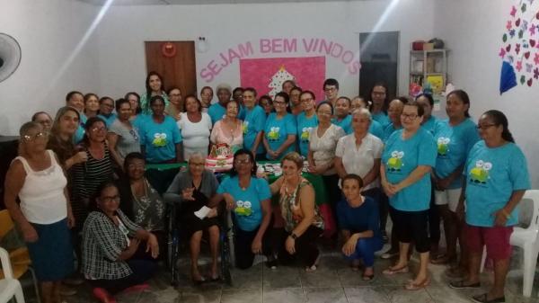 Confraternizações marcam encerramento das atividades da Assistência Social em Cristalândia