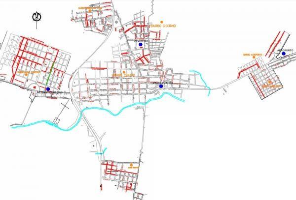 Parecer sobre projeto de crédito para Pavimentação fica para 2019