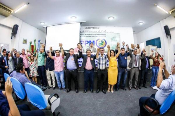 Chapa do Prefeito Murilo é aclamada na APPM para o biênio 2019 - 2020