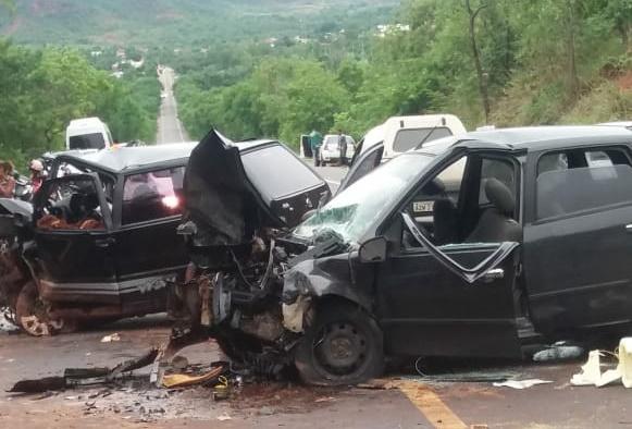 Acidente entre dois carros deixa 1 morto na BR- 135 em São Gonçalo do Gurguéia