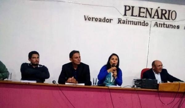 Câmara de Riacho Frio convida a população para a abertura do ano Legislativo 2019