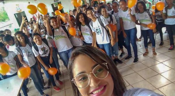 Coife Odonto realiza ações voltadas para a saúde bucal em São Gonçalo do Gurguéia