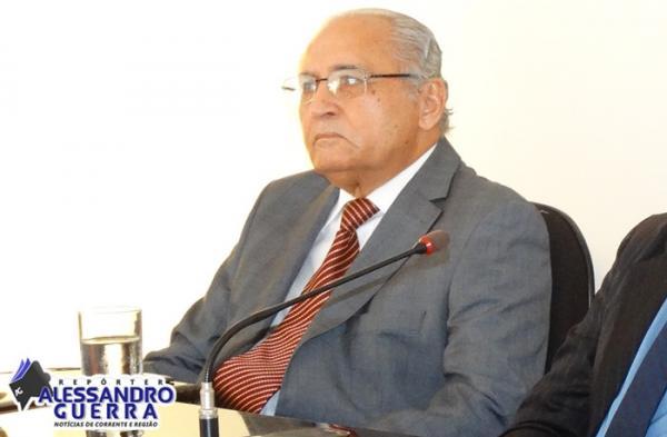 Prefeitura de Sebastião Barros decreta luto oficial por morte de Jesualdo Cavalcanti