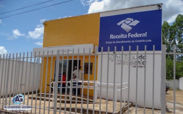 Posto de atendimento da Receita Federal é inaugurado em Corrente