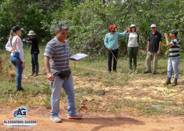 Iniciados os estudos para revitalização do Rio Corrente