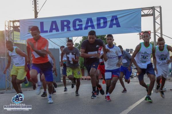 Corrente realiza a 1ª edição de corrida de Rua