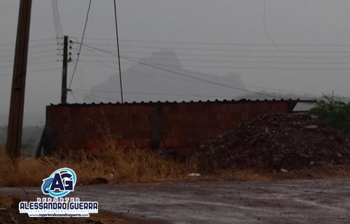 Municípios do Extremo Sul Piauiense encontram-se sob alerta para chuvas e temporais
