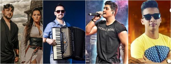 Estado contrata quatro bandas para a 44ª ExpoCorrente por R$ 200 mil