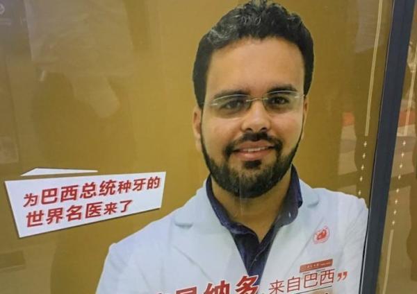 Dentista Correntino participa de projeto de expansão da Coife Odonto na China