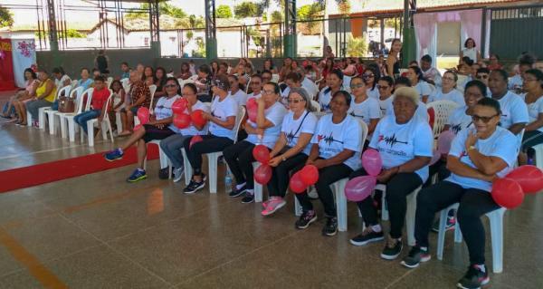 Cristalândia: Assistência Social realiza festa em homenagem ao Dia das Mães