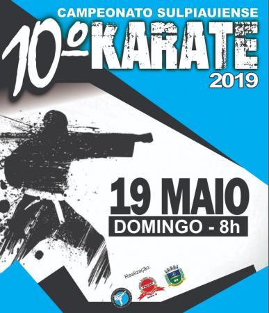 Corrente recebe Campeonato de Karatê neste fim de semana