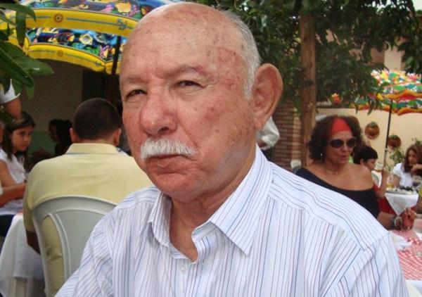 Morre aos 87 anos o coronel Pimenta, irmão de Jesualdo