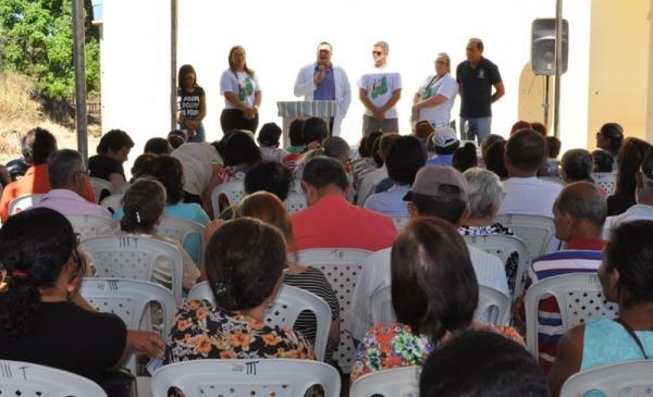 Prefeitura de Corrente realiza semana da saúde visual