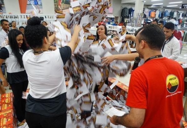 Realizado o 4º sorteio do 'Aniversário Paraíba 2019', CONFIRA GANHADORES