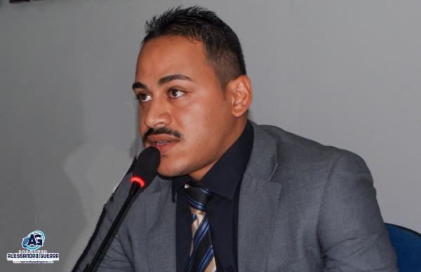 Vereador Henrique Guerra comemora atuação parlamentar em Gilbués