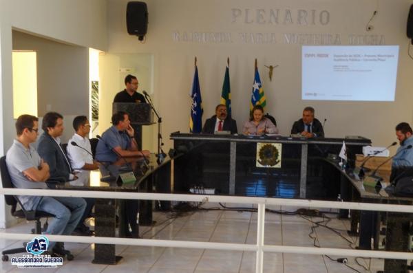 Audiência Pública discute criação do Procon Municipal de Corrente