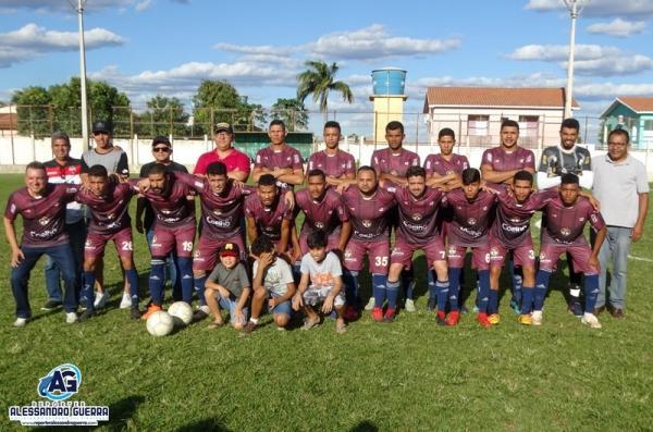 IBC é vice-campeão da Copa Médio Gurguéia, em Bom Jesus, PI