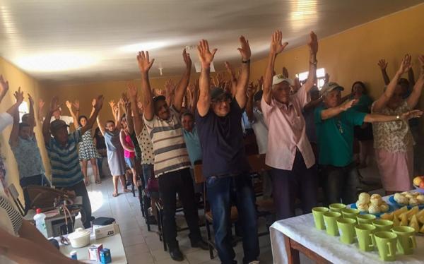 1º encontro do Hiperdia discute qualidade de vida em Sebastião Barros