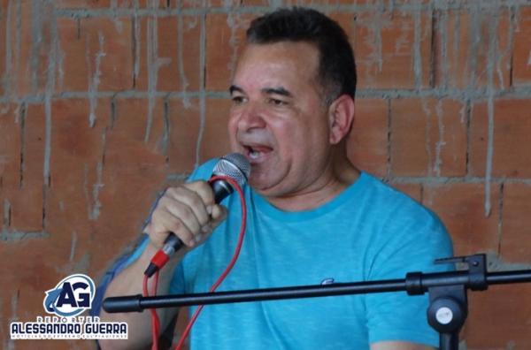 Ex- prefeito Ribeiro assume comando do DEM em Corrente